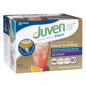 Juven® Nutritional Drinks, Juven Orange, Punch, or Unflavored / 24g packet / 30-pack/case