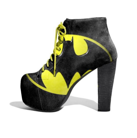 I absolutely hate high heels but by God I would wear these EVERY day