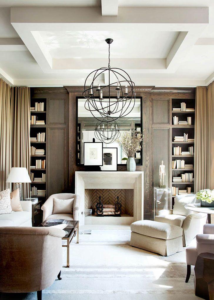 Восхитительный дизайн от Robert Brown. Interiors OnlineDesign InteriorsHome  ...