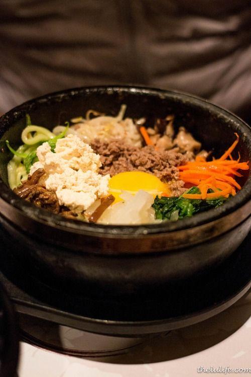 korean kalbi korean bbq burgers vegetarian korean dolsot bibimbap ...