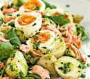 New baby potato and salmon salad - Dinner - Entertaining - Family - Food & recipes - Healthy - Lunch - Recipes - Salads - New Zealand Woman'...