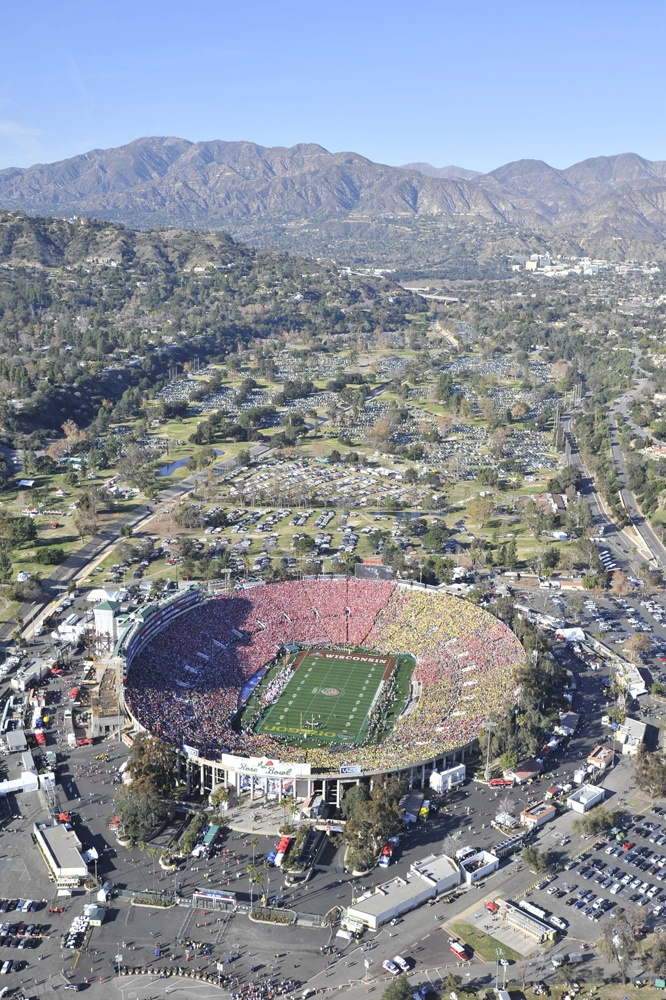 Rose Bowl IS THE BEST RAH, RAH GO UClA!!!!