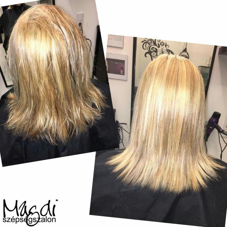 Keratinos, tartós hajegyenesítés, amitől könnyen kezelhető, puha hajad lesz, akár 3 hónapon át. Ki az, aki megszabadulna a reggeli hajvasalástól? :)  www.magdiszepsegszalon.hu/tartoshajegyenesites  #brazilkeratin #keratin #tartóshajegyenesítés #brazilcacau #hairstraightening