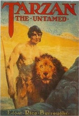 Tarzan Series: Tarzan the Untamed by Edgar Rice Burroughs (Tarzan ...