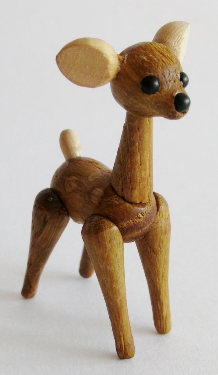 Zoo Line Mid Century Bambi Kay Bojesen