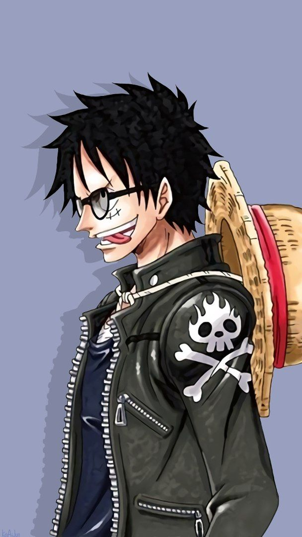 Thank goodness Luffy-san doesn't look like this.... it actually reminds me of Kid..