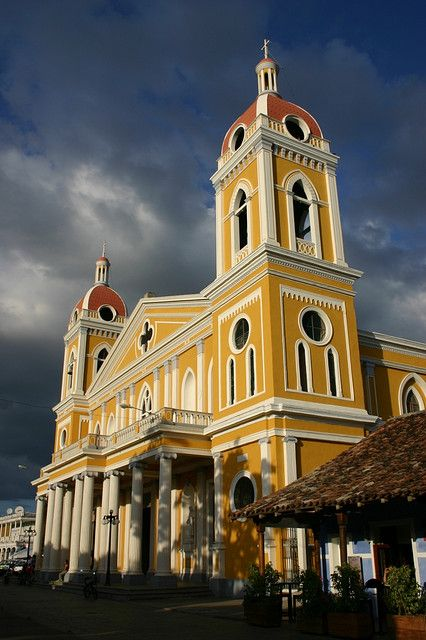 Cathedral of Grenada - Leon, Nicaragua