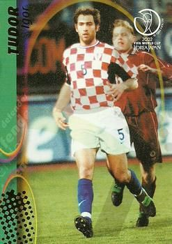 2002 Panini World Cup #64 Igor Tudor Front