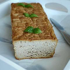 Pasztet staropolski - tradycyjny, domowy, pasztet pieczony.