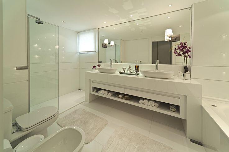 Banheiro empreendimento Blanc Campo Belo #SP / Blanc Campo Belo Bathroom
