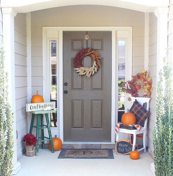 55 best fall & harvest décor images on pinterest | fall harvest