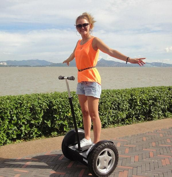 If we want to compare the electric scooters with Gas / Fuel operated scooters, we will find that in the race of popularity Electric scooters has got the first place. The utility of #ElectricScooter is numerous and people becoming fond of this technology day by day.