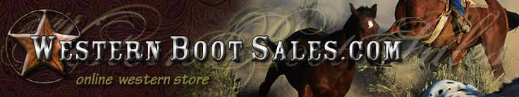 Western Boot Sales™ - Online Western Store for the Entire Family