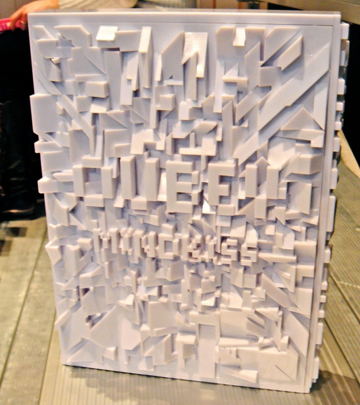 OUBEY Mindkiss by Stefan Sagmeister and Dagmar Woyde-Koehler