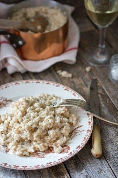 Risotto à la crème de cèpes et truffe | Jujube en cuisine