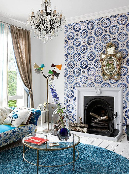 14 Chic Decorating Ideas for the Fireplace