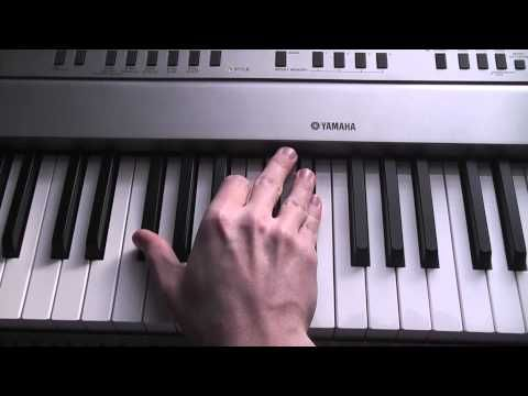 How to play Coldplay - Yellow on piano (Acoustic/Live 2012 Version) - http://blog.pianoforbeginners.net/how-to-play-a-piano/play-coldplay-yellow-piano-acousticlive-2012-version