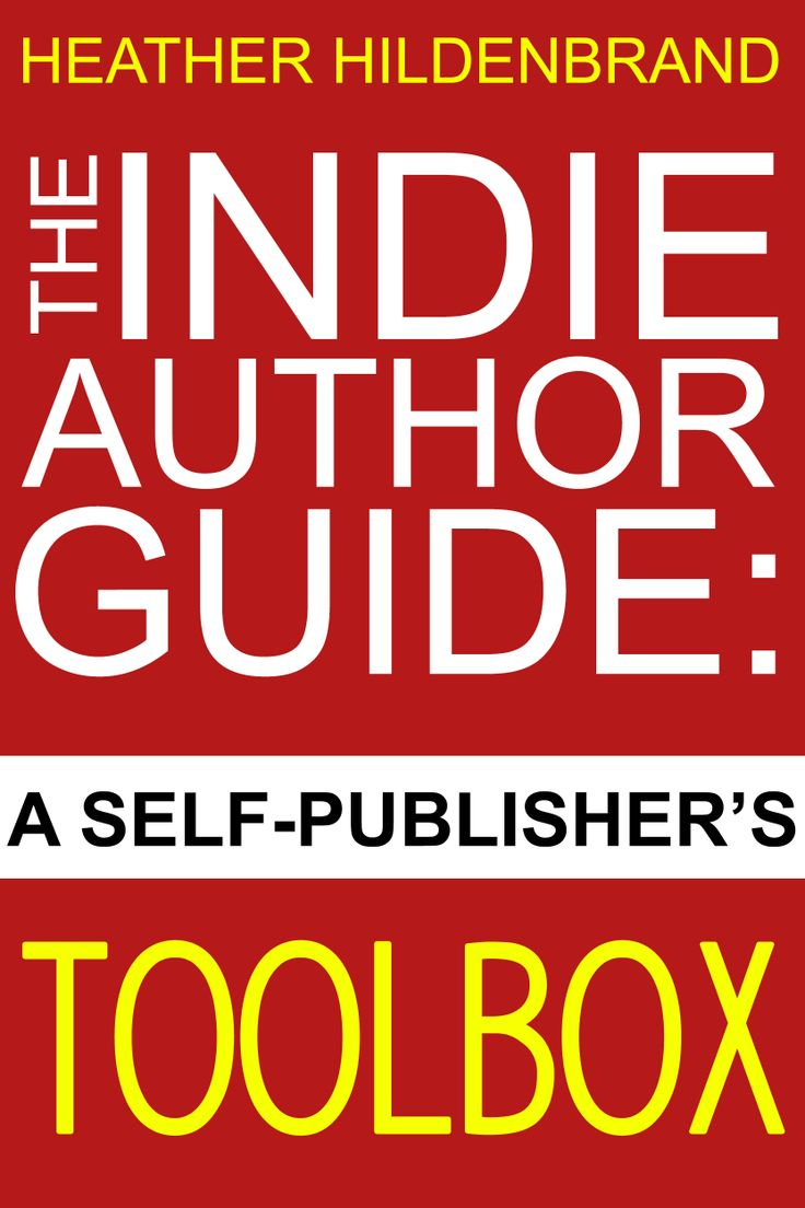 Ebook 2.99 http://www.amazon.com/The-Indie-Author-Guide-Self-Publishers-ebook/dp/B00GQMHSH4/ref=sr_1_sc_1?ie=UTF8&qid=1389796608&sr=8-1-spell&keywords=heather+hildenband+indie+author+guide