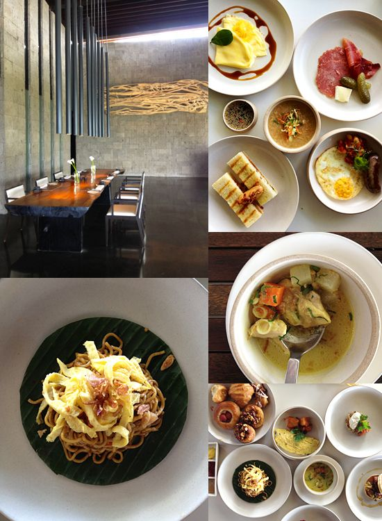 For someone who takes food and dining very seriously, Bee's daily gastronomic experience at Cotta was simply one of the best she have had so far.