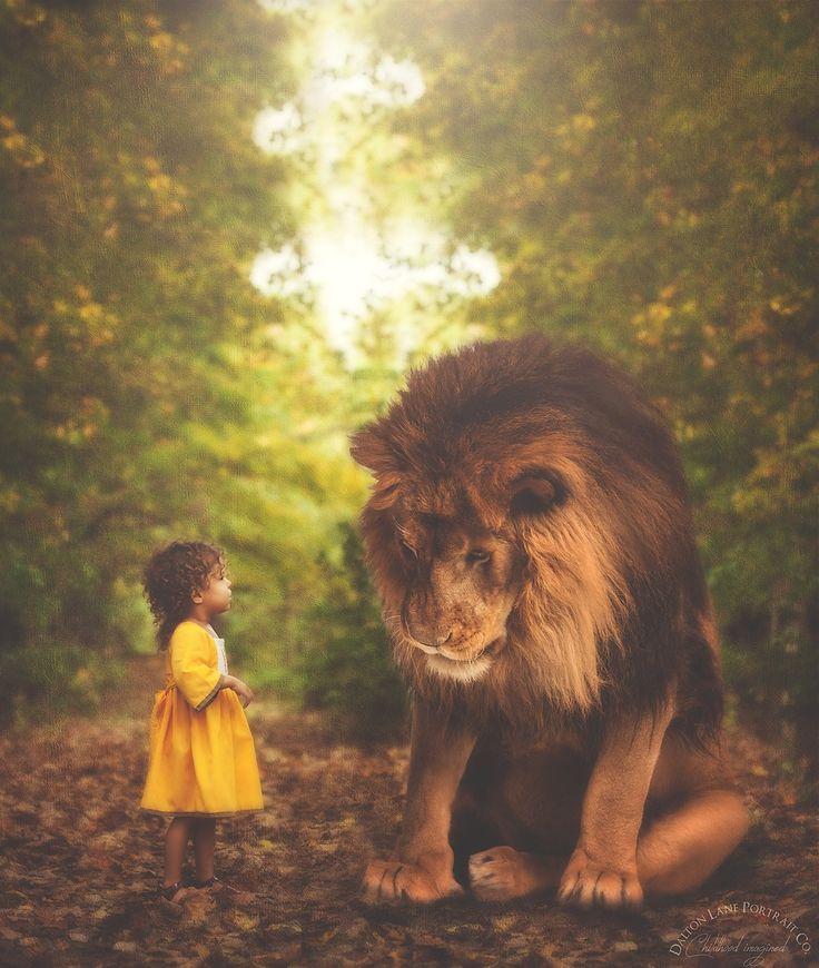 лев и его младенец картинки форма зала