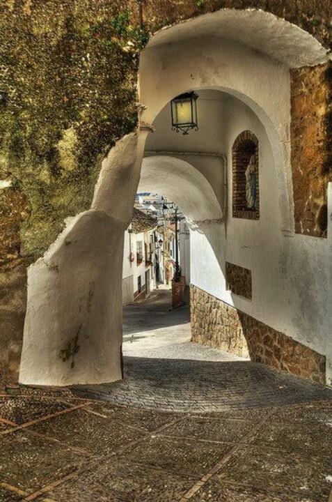 Iznajar, Córdoba. Spain