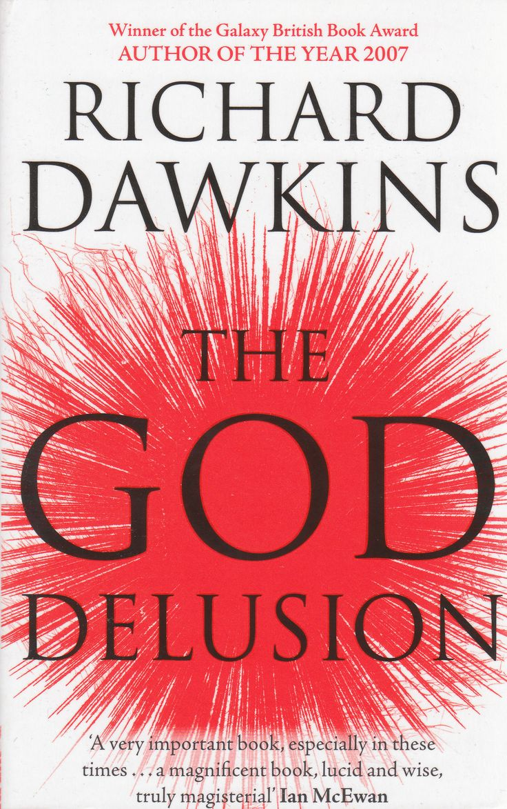 Dawkins' arguments for not believing in God.
