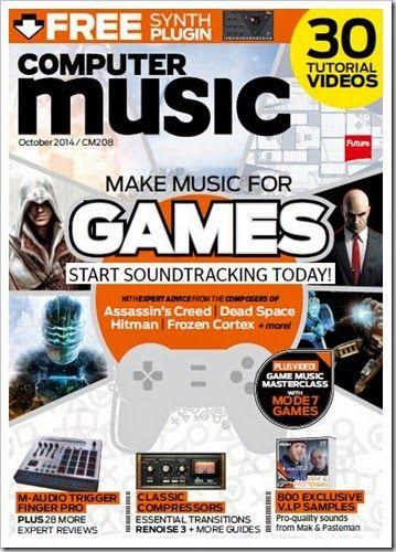 Computer Music 2014 10