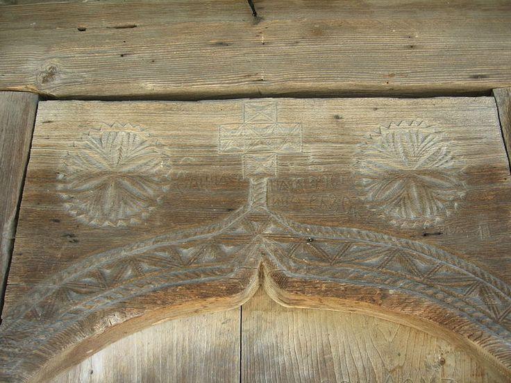 Biserica de lemn din Horodnic de Jos6 - Biserica de lemn din Horodnic de Jos…