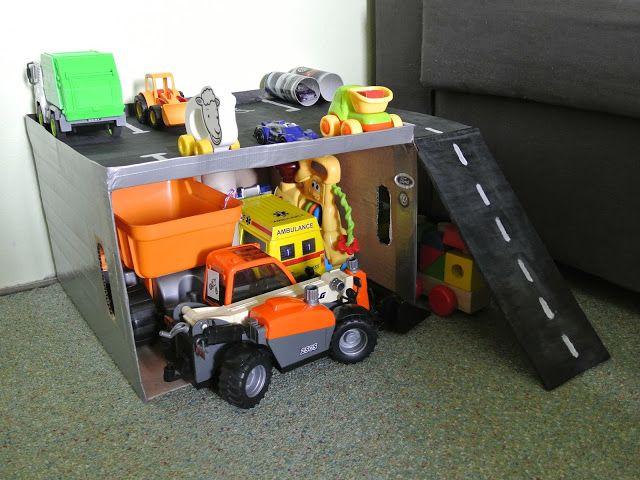 LooneyCZ bloguje: Za vratama do garáže