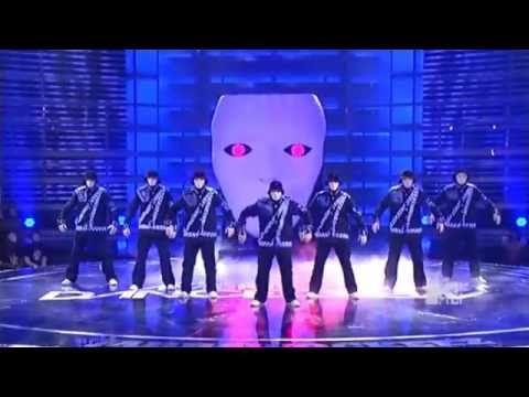 Jabbawockeez - America's Best Dance Crew Champions - YouTube
