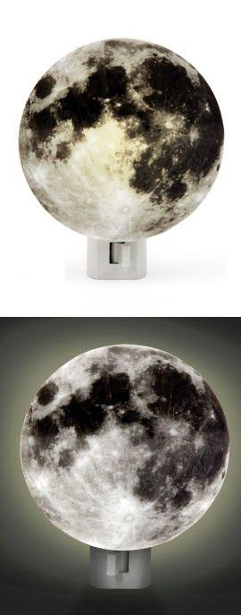 Moon Night Light //