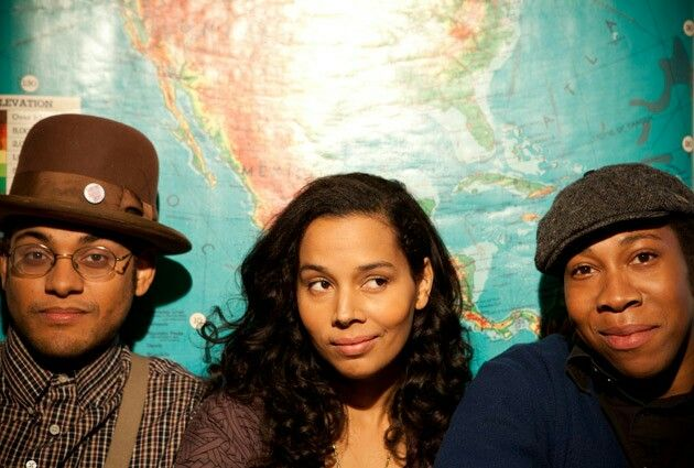 Carolina Chocolate Drops and Rhiannon Giddens