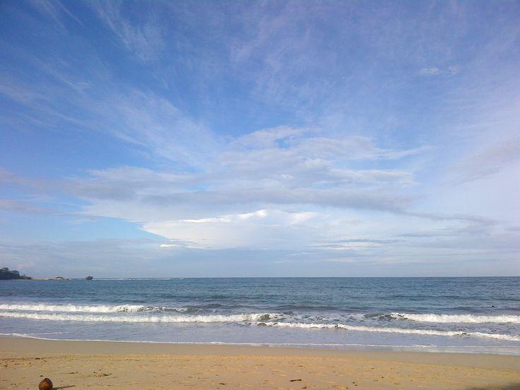 Pantai Santolo in Garut, Jawa Barat