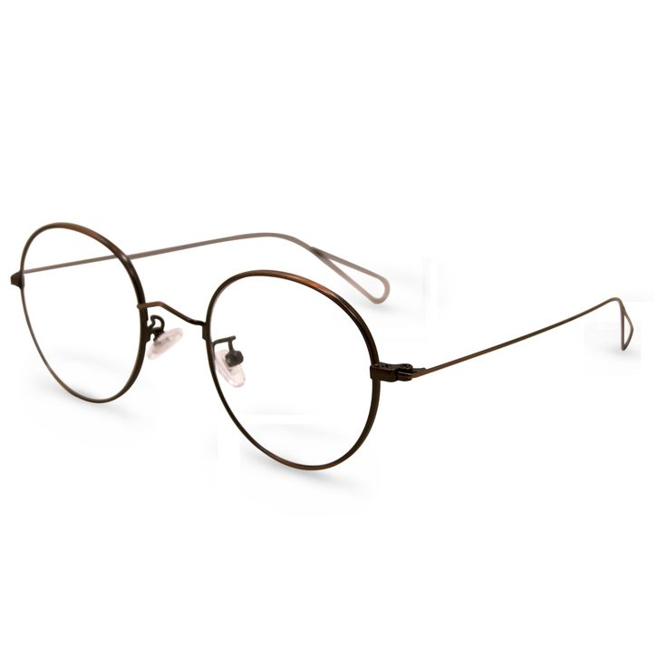 In Style Eyes RX-Able Round Reading Glasses with Prescription Eyeglass Frames