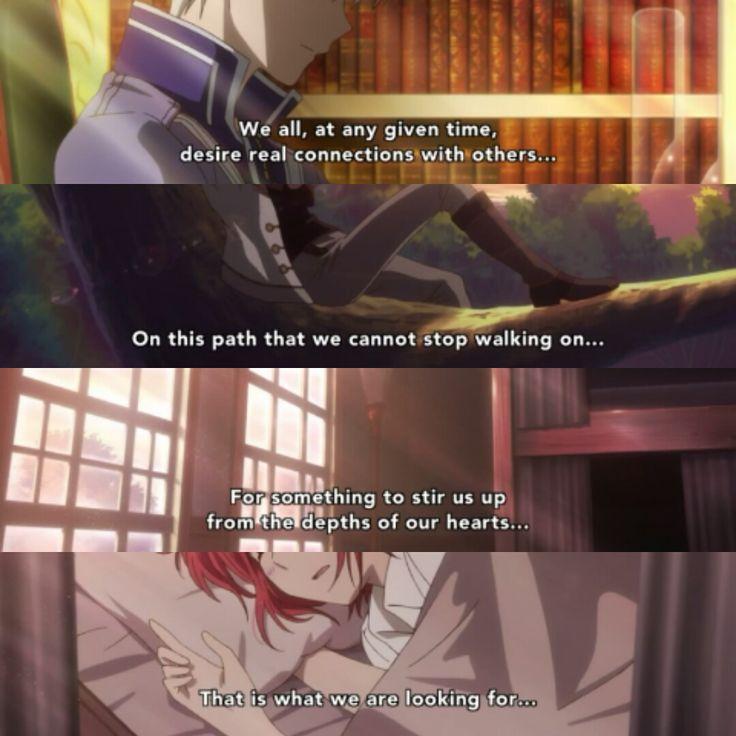 Akagami no Shirayuki-hime - Snow White with the Red Hair - Zen, Obi, and Shirayuki - This was a good episode!