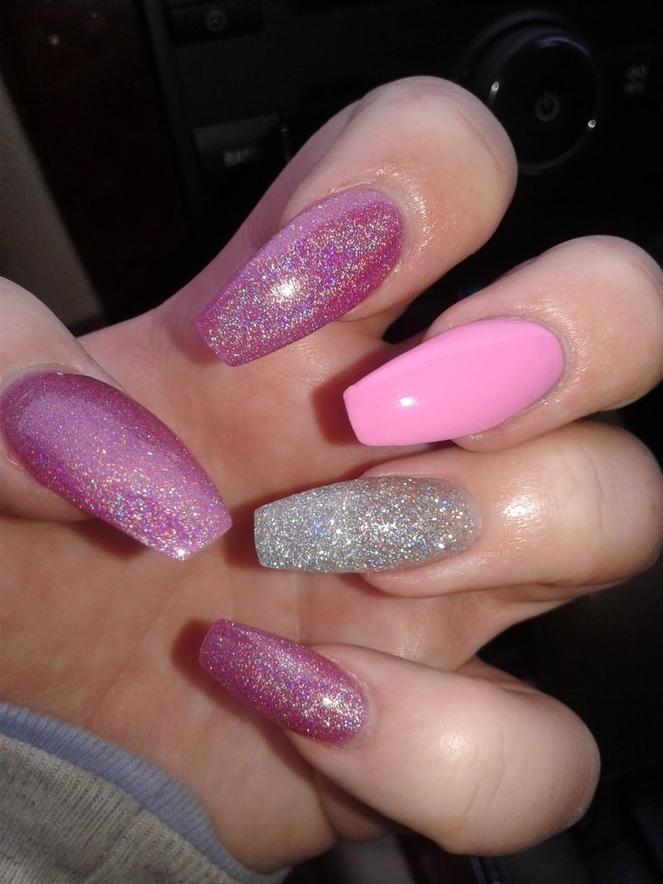 75+ best *My Nails* images by Erin Eby on Pinterest | Acrylic nail ...