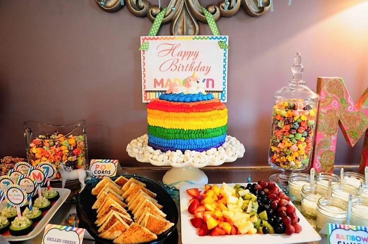 Unicorn party food ideas | Baby Shower | Pinterest ...