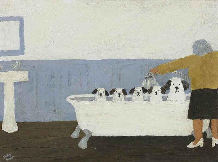 Gary Bunt - 'Bath Night'