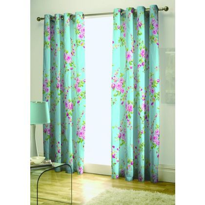 Canterbury Curtains -165cm x 180cm -£29.99  Multicoloured. at Homebase -- Be inspired and make your house a home. Buy now.