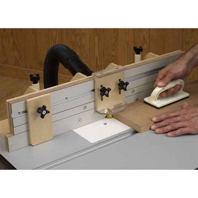 Buy Router-Table Fence - Downloadable Plan at Woodcraft