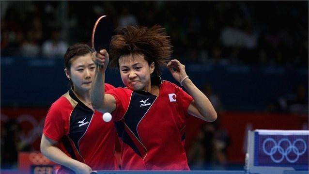 04-08-2012 - Tennis de table - TT - Women's Team - FUKUHARA Ai