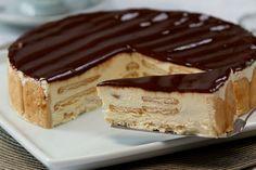 Torta alemã, uma deliciosa sobremesa. Essa tem uma particularidade, não vão gemas cruas e o sabor continua perfeito INGREDIENTES 250 gramas de manteiga (10