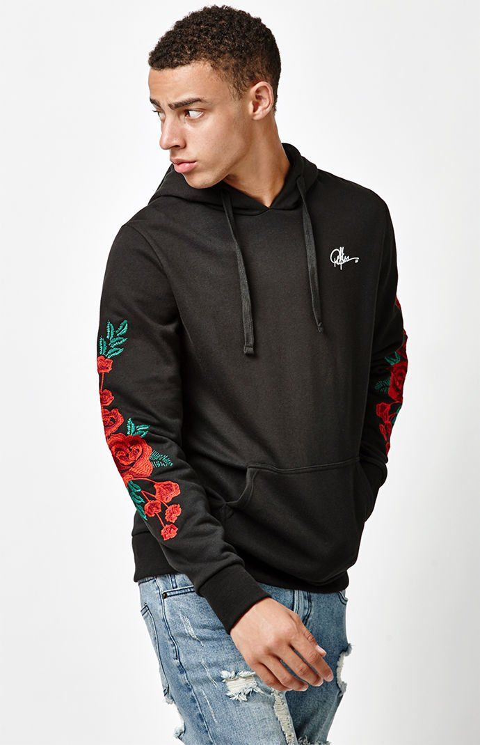 more photos d2961 37fbb PacSun   Young   Reckless Rosebud Pullover Hoodie