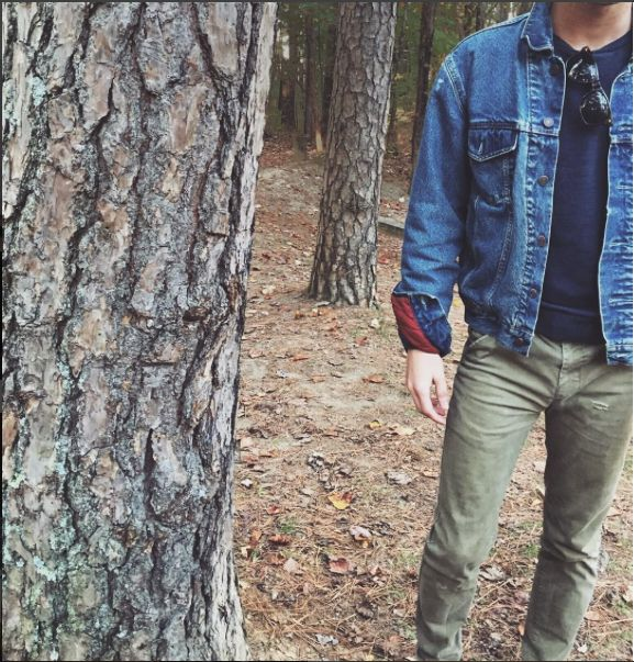 pripster (preppy + hipster) fall style