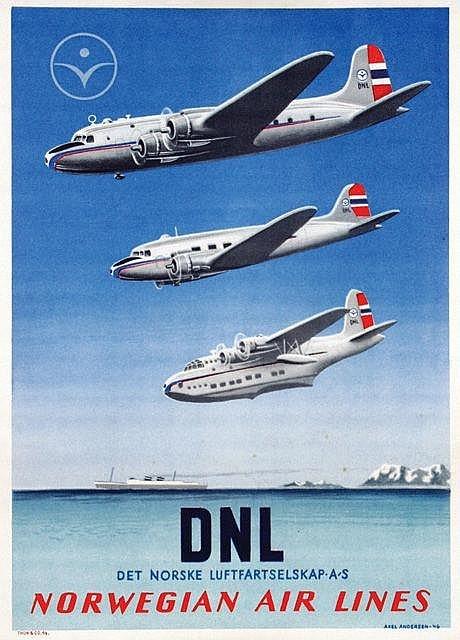 DNL Norwegian Air Lines