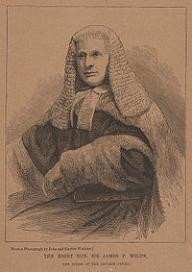 Rosenzüchter James Plaisted Wilde, Lord Penzance (1816-1899)