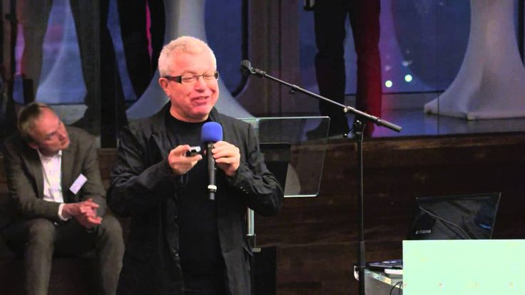 Daniel Libeskind introduction at the DB Tower - light+building 2014