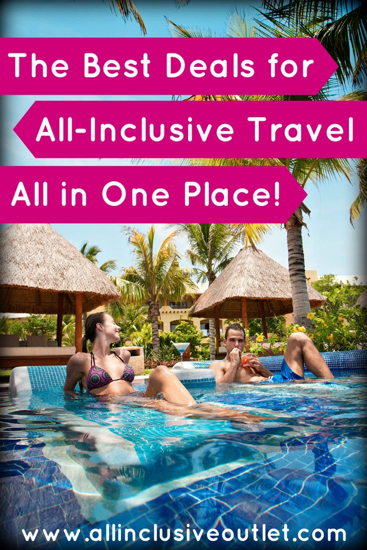 The very best deals on #allinclusive travel - all in 1 place! Vacations made easy at All Inclusive Outlet!