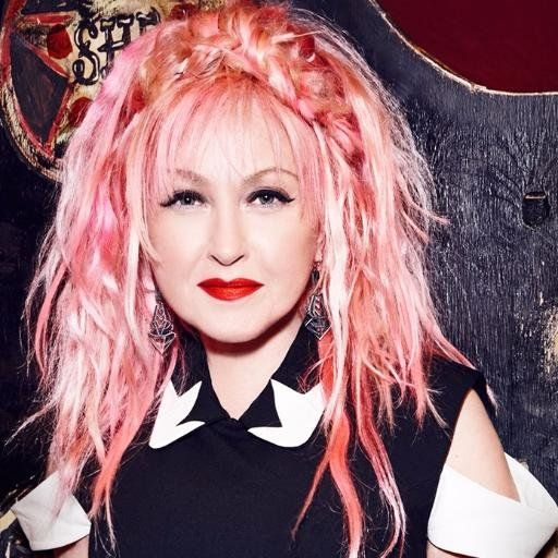 Photo credit to: Cyndi Lauper Twitter