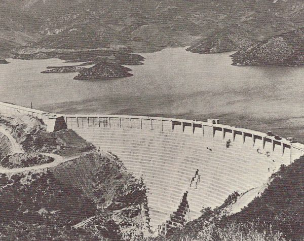 St. Francis Dam on AtlasObscura